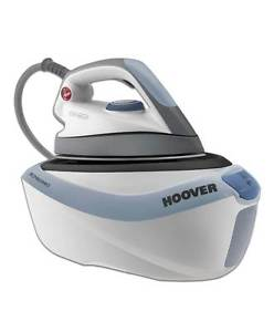 Hoover SFM4002 Steam Generator Iron 1L Tank 2100W 4 Bar Blue