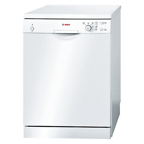 Bosch SMS40C32GB 12 Place Freestanding Dishwasher White