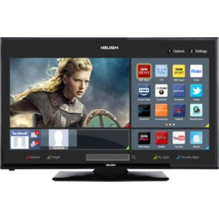 BSH DLED32265HDCNTD 32 Inch HD Ready Smart LED TV With Freeview