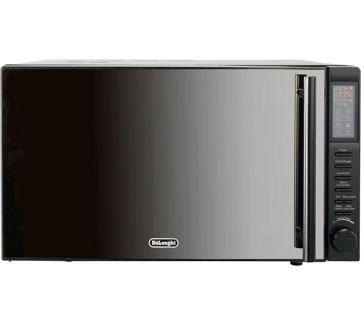 De'Longhi D90D25ESLRIII-B1A Combination Microwave Black