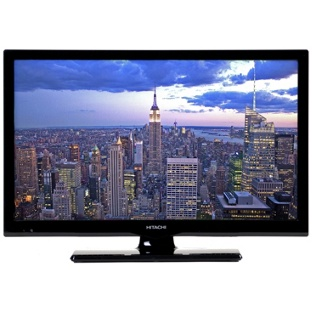 Hitachi 22HBC06U 22 Inch Full HD LED TV With Freeview