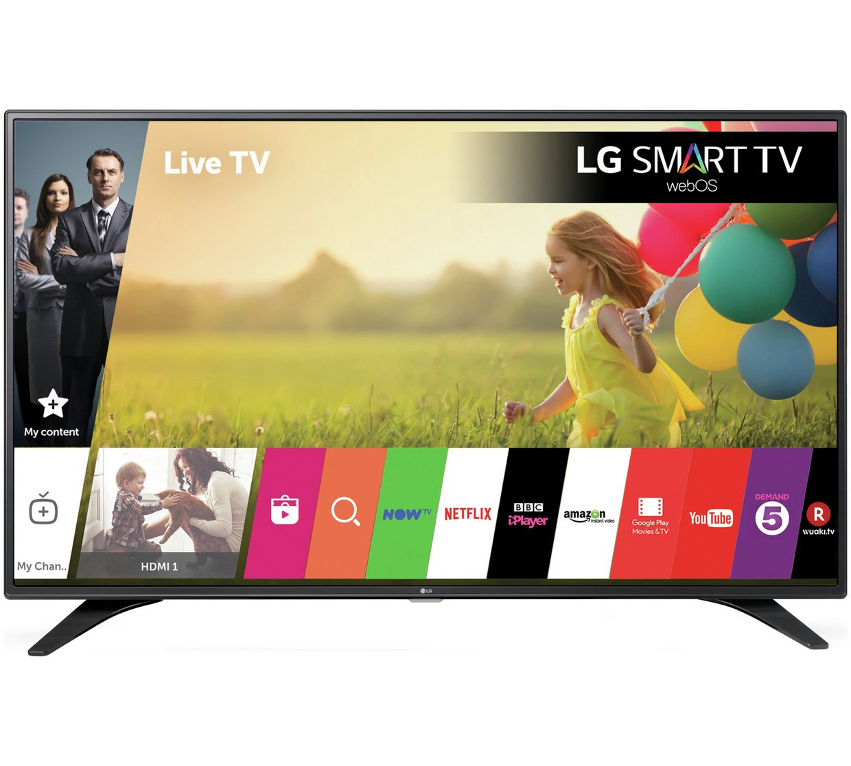 LG : Electronic Empire, Low Price Electricals