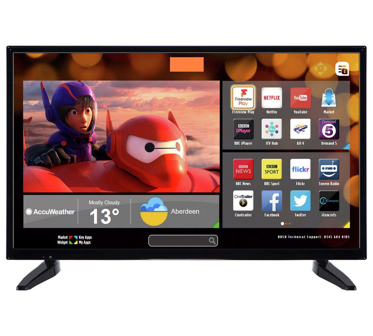 BSH 32 Inch HD DLED Smart TV With Freeview HD