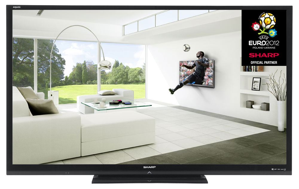 Sharp Aquos LC80LE646E 80'' Full HD LED TV
