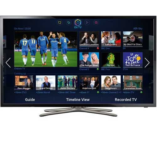 "Samsung UE42F5500 42"" Smart Full HD LED TV"