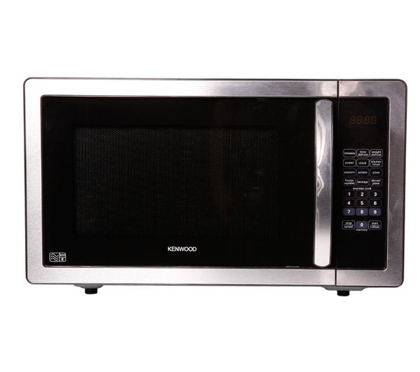 Kenwood K25MSS11 Microwave Black And Stainless Steel 25 Litre