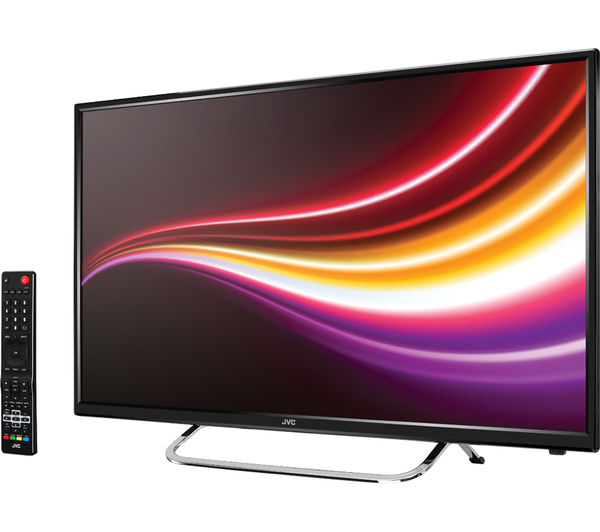 JVC LT55C550 55 Inch LED TV With Freeview HD