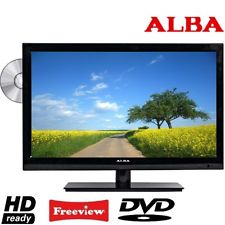 Alba AMKDVD19 19'' HD LED DVD Combi With Freeview