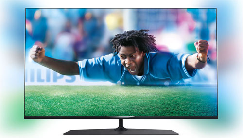 Philips 42PUS7809 42In 4K Ultra HD Freeview 3D Smart TV