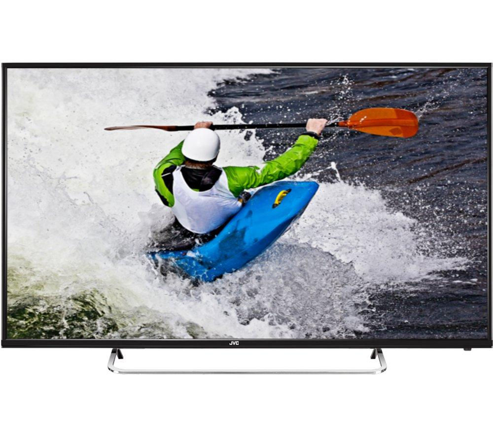 JVC LT50C550 50 Inch LED TV With Freeview HD