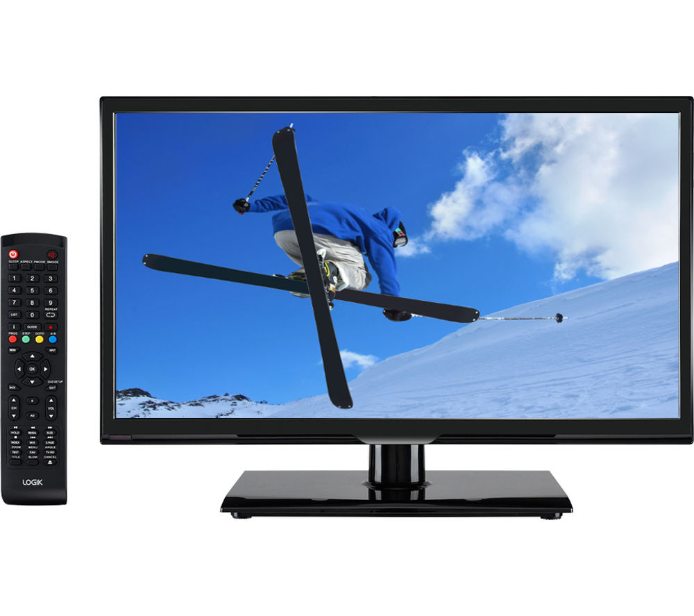 Logik L20HE15 20 Inch LED TV With Freeview