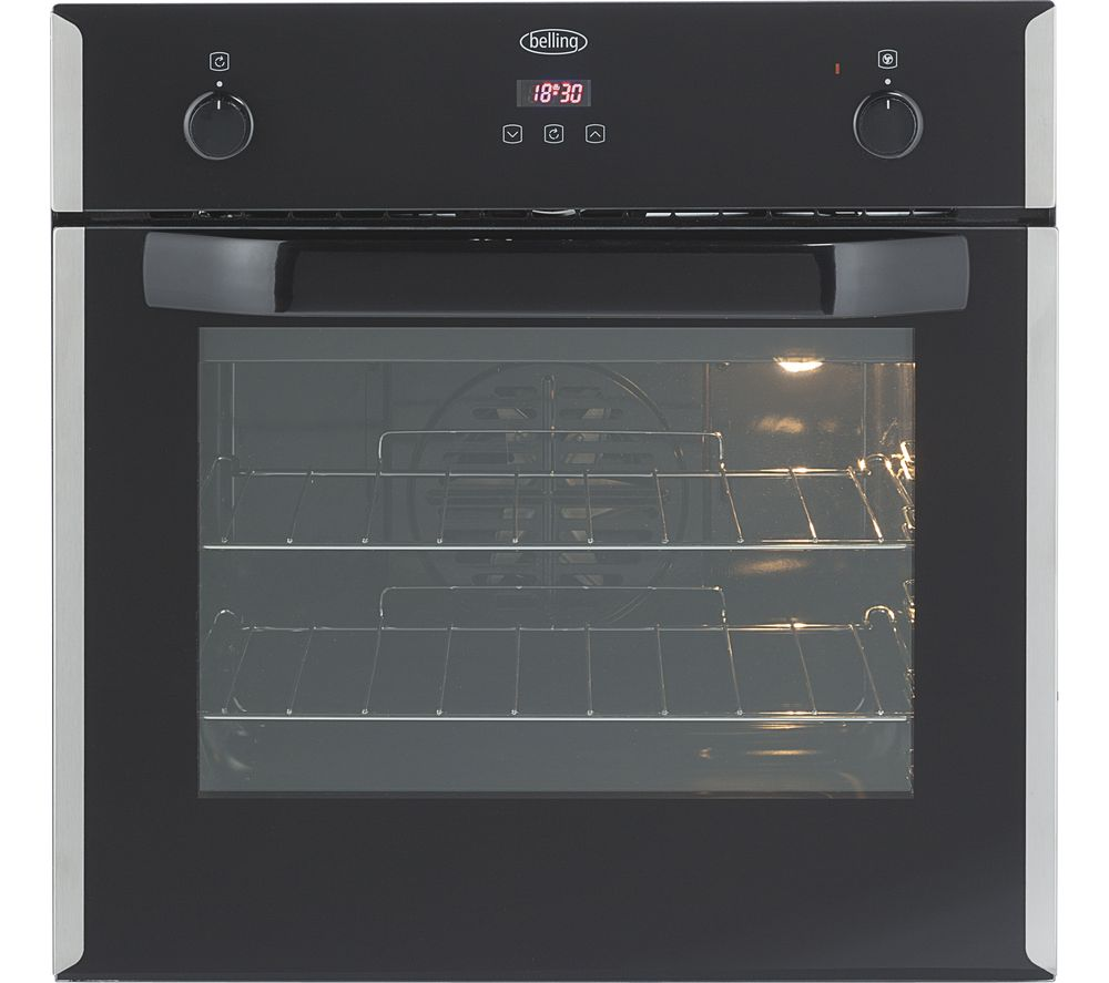 Belling Bi60EFR Electric Oven Stainless Steel