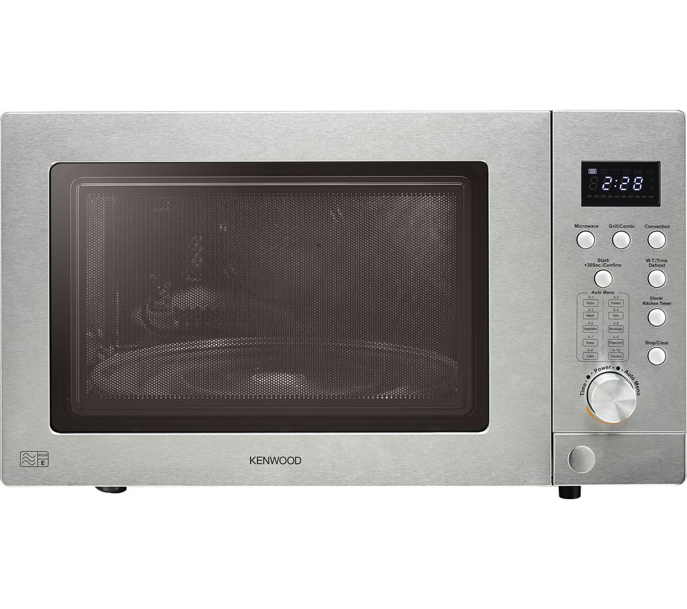 Kenwood K25CSE16 Combination Microwave Silver