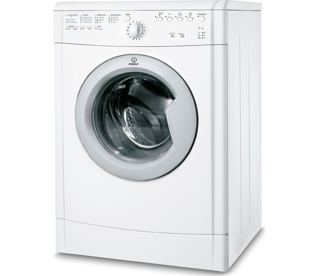 Indesit IDVL86SD 8kg Vented Tumble Dryer White