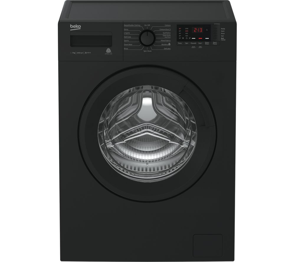 Beko WTB1041R2A 10kg 1400 Spin Washing Machine Anthracite