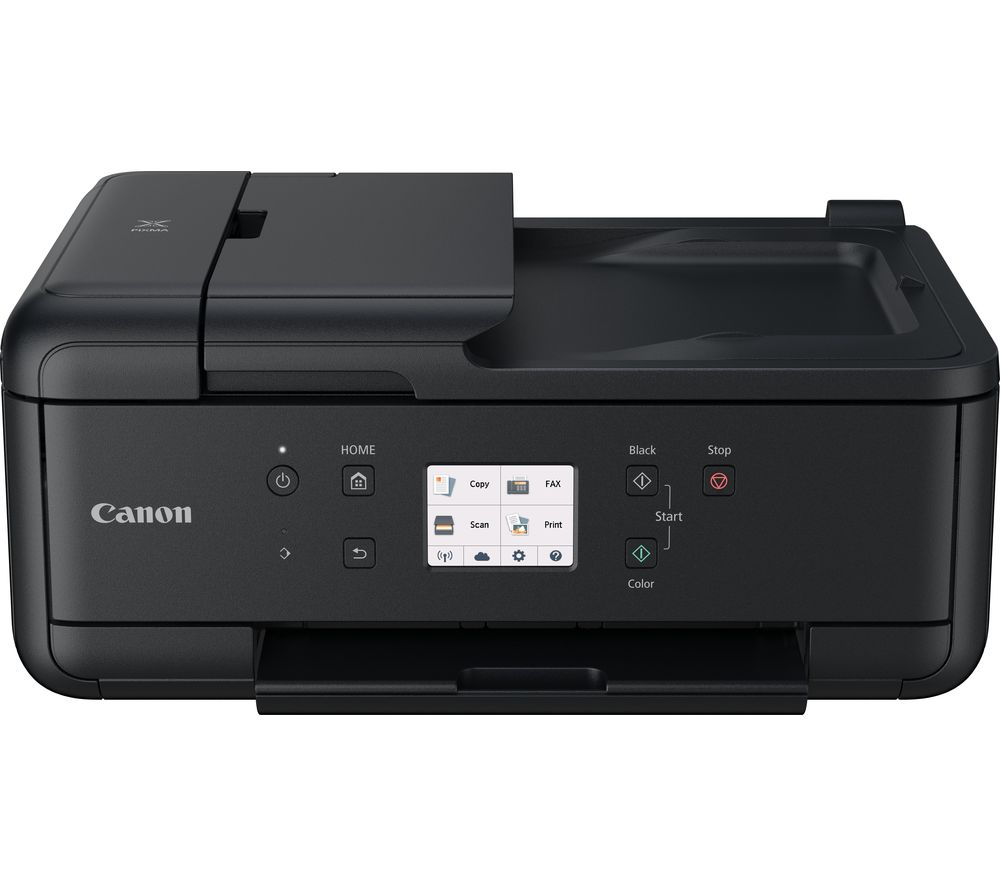 Canon Pixma TR7550 All In One Wireless Inkjet Printer with Fax