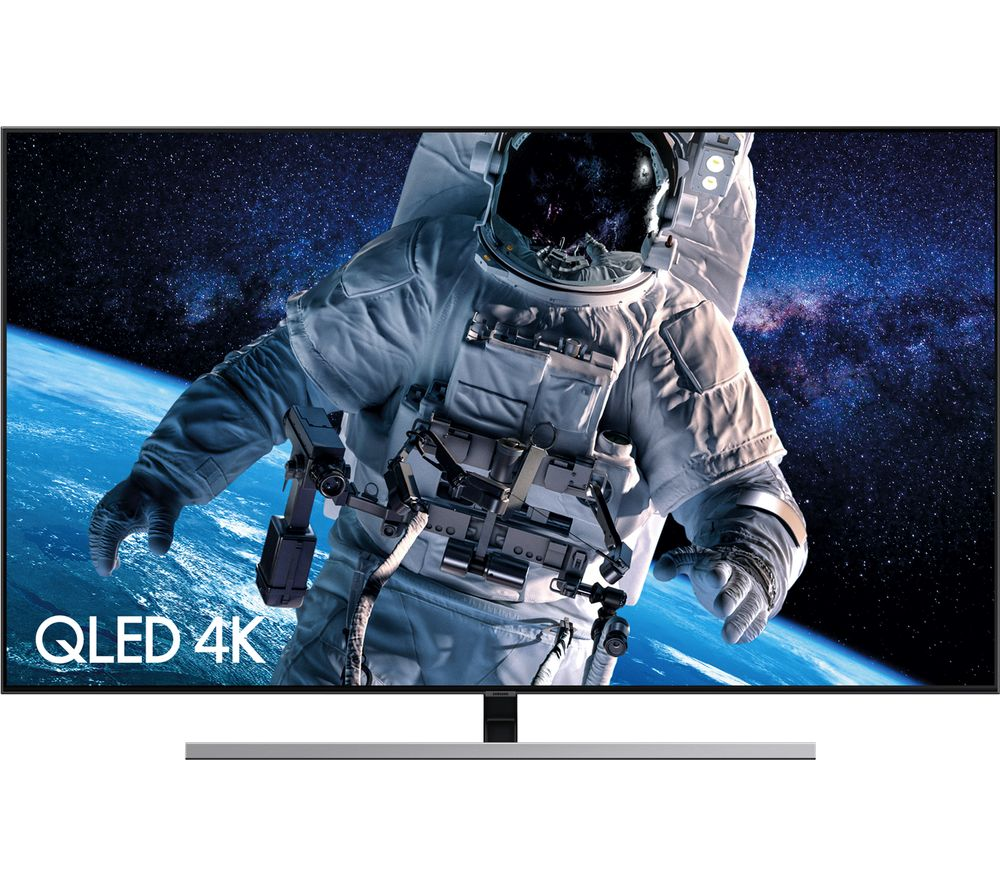 Samsung QE65Q80RATXXU 65 Inch Smart 4K Ultra HD HDR QLED TV