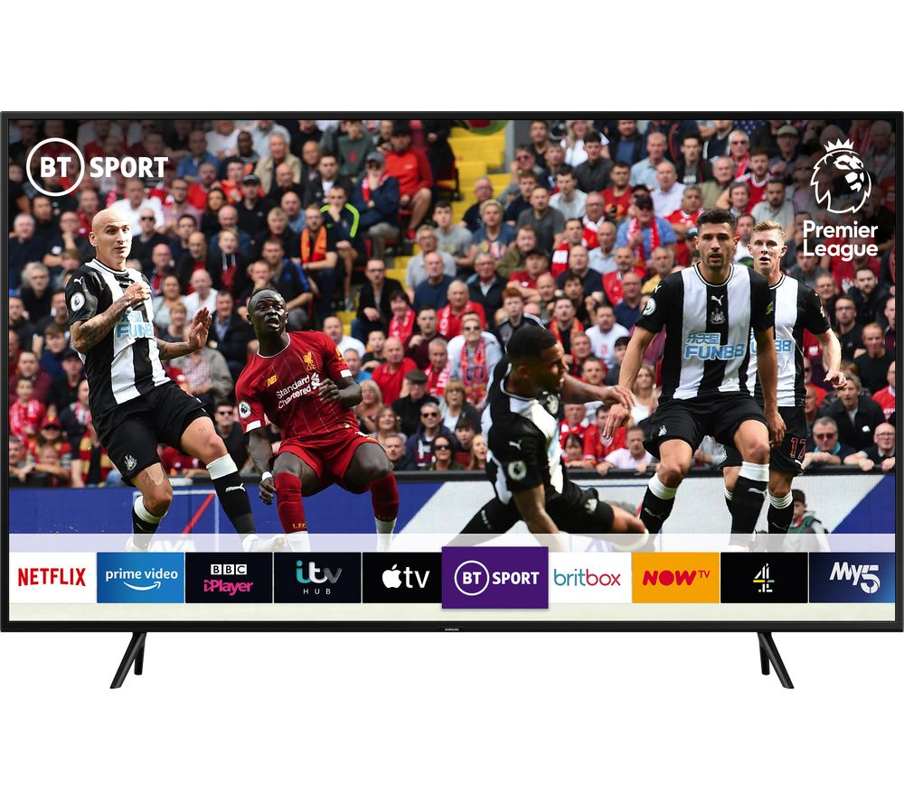 Samsung QE43Q60RATXXU 43 Inch Smart 4K Ultra HD HDR QLED TV