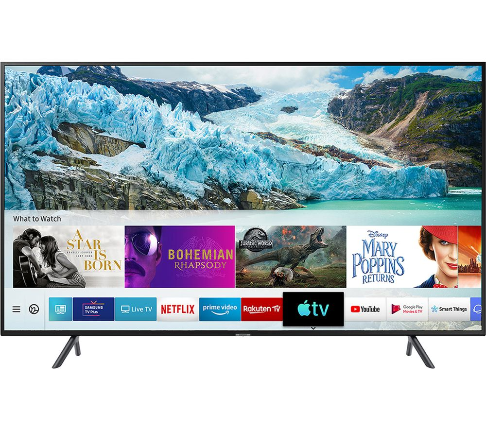 Samsung UE50RU7100KXXU 50 Inch Smart 4K Ultra HD HDR LED TV