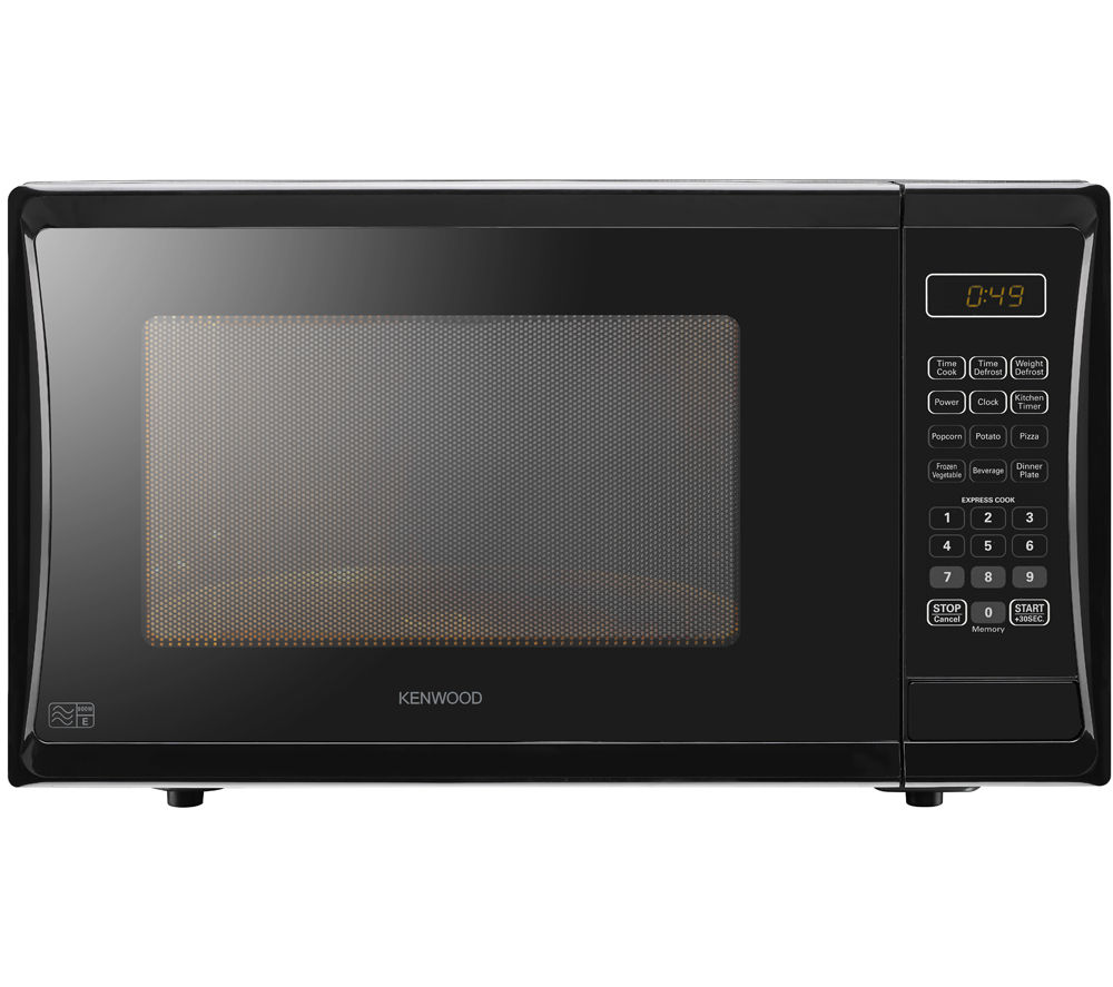 Kenwood K25MB14 Solo Microwave Black 900w